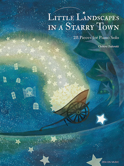 Little Landscapes in a Starry Town
